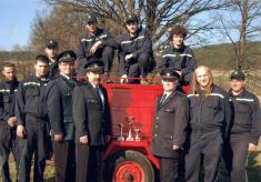 Okrsková soutěž 2007