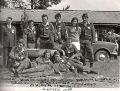 Okresní soutěž Katovice r. 1974– 13.Místo