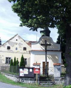 Kaplička Jana Křtitele
